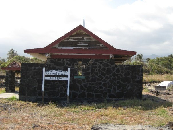 Hoku Loa Congregational Henry Opukahaia Chapel