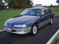 Holden Commodore VR Executive (1993–1995)