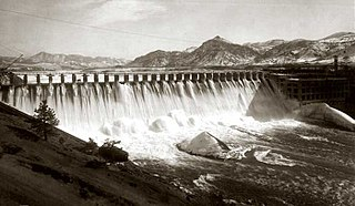 dam in Lewis and Clark County, Montana, U.S.