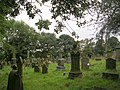 Holy Trinity Graveyard - West End - geograph.org.uk - 1497455.jpg