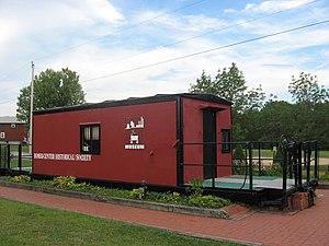 Homer City, Pennsylvania - The museum site