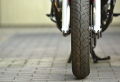 Honda NTV650 Motorcycle (1993) Front Tyre (14768216051).png