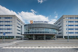 Maastricht UMC+ - Main entrance