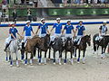 Horseball hommes JEM 2014 - Match de qualication France Belgique 03.JPG