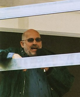 Horst Mahler demonstration in Leipzig 2001.jpg