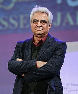 Hossein Jafarian Iranian cinematographer (born 1944)