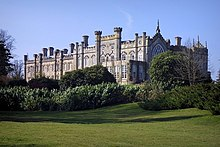 Sheffield Park House The Location For Final Of Series Three