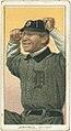 Hughie Jennings, Detroit Tigers, baseball card portrait LCCN2008676586.jpg