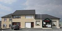 Huisnes-sur-Mer (50) Mairie.jpg