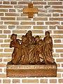 Huissen (Lingewaard) RK kerk kruisweg statie 10.JPG