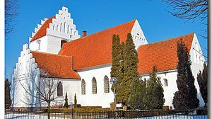 Hunseby - Hunseby Church