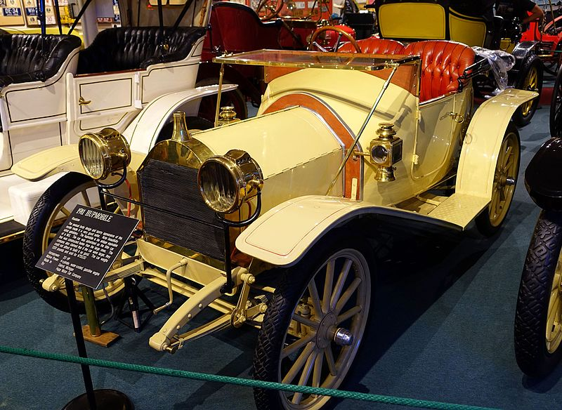 File Hupmobile Roadster 1911 Made By Hupp Motor Car Co