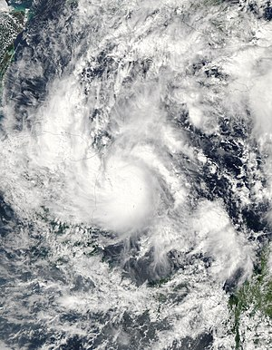 Hurricane Beta - Image: Hurricane Beta 29 oct 2005 1840Z