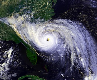 Climate of South Carolina - Hurricane Hugo (1989)