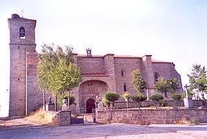 Villanueva del Campillo - Villanueva del Campillo Church, of templar origin.