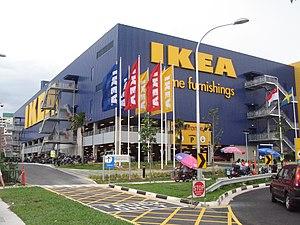 East Region, Singapore - Image: IKEA Tampines 42