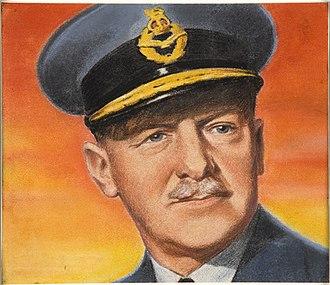 Sir Arthur Harris, 1st Baronet - Harris, circa 1943