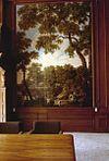 interieur, kamer, wandschilderingen (behangsels), paneel - amsterdam - 20259990 - rce