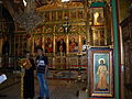 ISRAEL, Mount Tabor - Greek Orthodox Monastery of the Transfiguration (interior 4).JPG