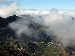 Ibb Governorate - Countryside in Ibb Governorate