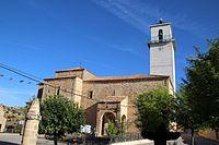 Iglesia Parroquial de la Santa Cruz - VELAMAZÁN (Soria).JPG