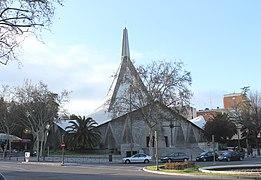 Iglesia de Nª Sra. de Guadalupe (Madrid) 02