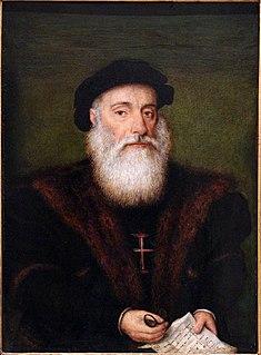 Vasco da Gama 15/16th-century Portuguese explorer of Africa and India