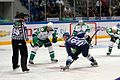 Igor Ignatushkin and Viktor Kozlov 2011-09-24 Amur—Salavat KHL-game.jpeg