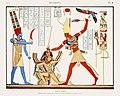 Illustration from Monuments de l'Egypte de la Nubie by Jean-François Champollion, digitally enhanced by rawpixel-com 1.jpg