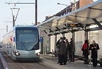 Inauguration de la branche vers Vieux-Condé de la ligne B du tramway de Valenciennes le 13 décembre 2013 (142).JPG