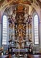 Inchenhofen St. Leonhard Innen Hochaltar 1.JPG