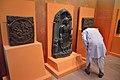 Indian Buddhist Art Exhibition - Ground Floor - Indian Museum - Kolkata 2016-03-06 1540.JPG