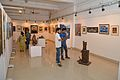 Indian Society of Oriental Art - Group Exhibition - Kolkata 2013-07-04 0833.JPG