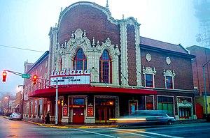 Indiana Theatre (Terre Haute, Indiana) - Indiana Theatre Event Center in Terre Haute, Indiana