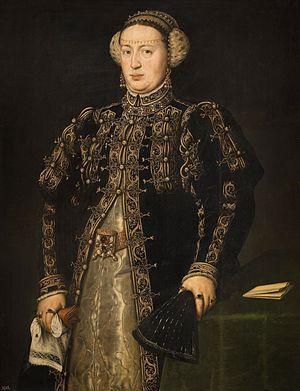 Catalina, Reina consorte de Juan III, Rey de Portugal (1507-1578)