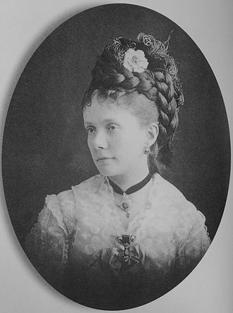 Isabella, Princess of Asturias (1851–1931) - Photograph, 1874