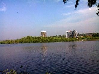 Kundara (Assembly constituency) - Image: Info park ,Kundara,kollam , kerala panoramio
