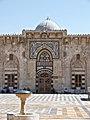 Inside great mosque Aleppo.jpg