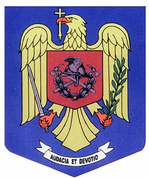 Romanian General Inspectorate for Emergency Situations - Image: Inspectoratul General pentru Situatii de Urgenta