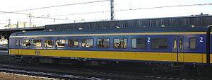Intercity Direct - Image: Intercityrijtuig