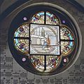 Interieur, glas in loodraam (kind wordt opgewekt) - 20000655 - RCE.jpg