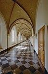 interieur, overzicht kloosteromgang - berkel-enschot - 20001237 - rce