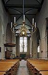interieur, transept naar het zuiden - waalwijk - 20342665 - rce