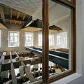 Interieur, zicht op de raadszaal vanaf de gang - Utrecht - 20382312 - RCE.jpg