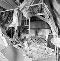Interieur voorhuis, overzicht kapconstructie - Grave - 20326837 - RCE.jpg