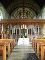 Interior, Church of St Peter and St Paul, Broadhempston - geograph.org.uk - 946113.jpg