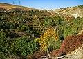 Ira village in the fall, Lavasanat نقاشی طبیعت، روستای ایرا، لواسانات - panoramio.jpg