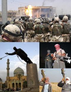 イラク戦争's relation image