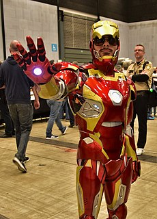 Comic Con Liverpool