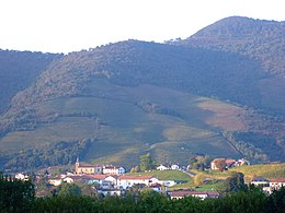 Ispoure – Panorama